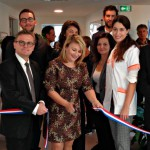 Photo inauguration CERES