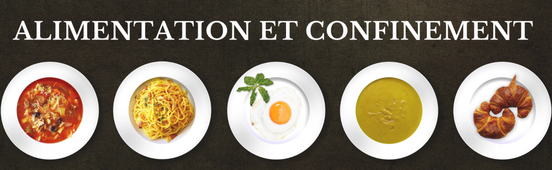 Alimentation et confinement